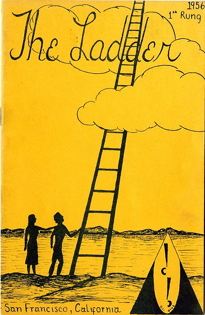 First issue of The Ladder, 1956.